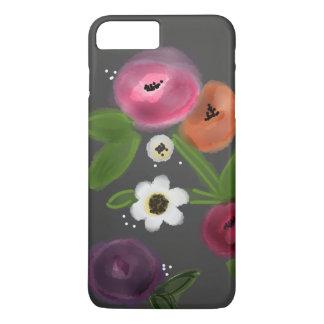 Caja FLORAL del teléfono de Barely There del AMOR Funda iPhone 7 Plus