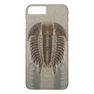 Caja fósil del teléfono de Trilobite Funda iPhone 7 Plus