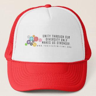 Caja fuerte conmigo gorra del camionero de los