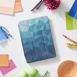 caja geomctric azul del ipad cover de iPad air