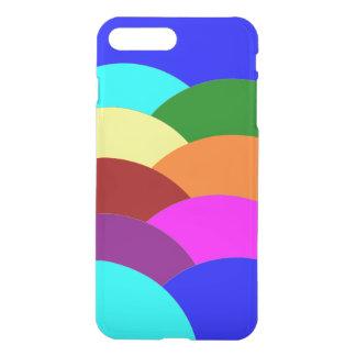 Caja hermosa y colorida del teléfono de la funda para iPhone 8 plus/7 plus