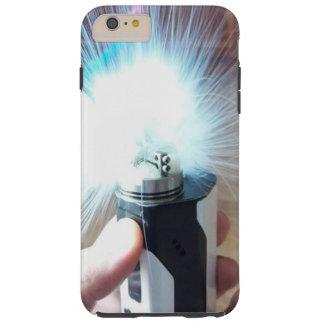 Caja impresionante para los vapores, rda. que funda resistente iPhone 6 plus