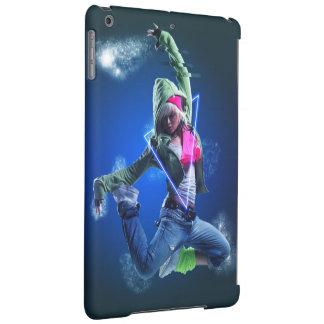 Caja increíble del aire del iPad en diseño de la