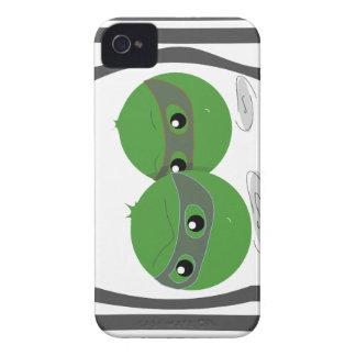 Caja ligera del iPhone 4/4s de Escapeas iPhone 4 Cobertura