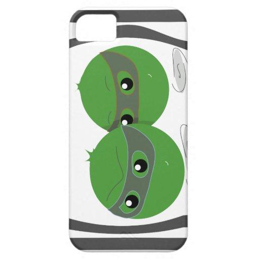 Caja ligera del iPhone 5 de Escapeas iPhone 5 Case-Mate Coberturas