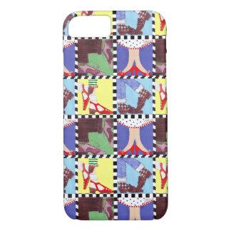¡Caja loca del teléfono del zapato! Funda iPhone 7