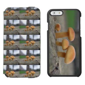 Caja macra de la cartera del teléfono de los funda cartera para iPhone 6 watson