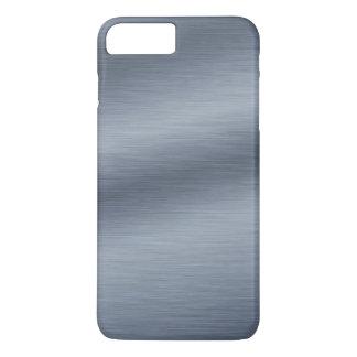 Caja más cepillada del iPhone 7 elegantes de acero Funda iPhone 7 Plus