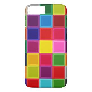 Caja más coloreada multi del iPhone 7 femeninos de Funda iPhone 7 Plus