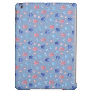 Caja mate del aire del iPad de las linternas