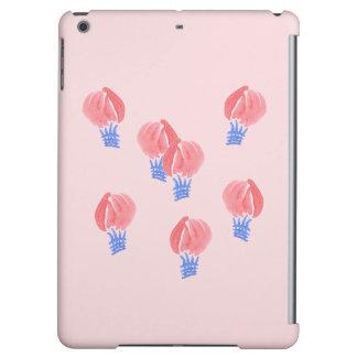 Caja mate del aire del iPad de los balones de aire