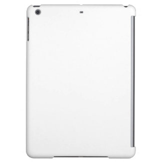 Caja mate lista del aire del iPad del caso