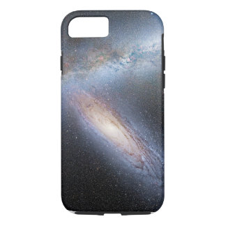 Caja móvil de la galaxia del Andromeda Funda iPhone 7