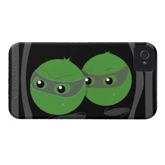 Caja oscura del iPhone 4/4s de Escapeas Case-Mate iPhone 4 Funda