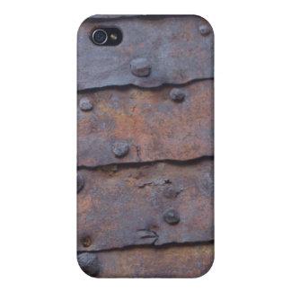 Caja oxidada de la mota iPhone 4/4S carcasa