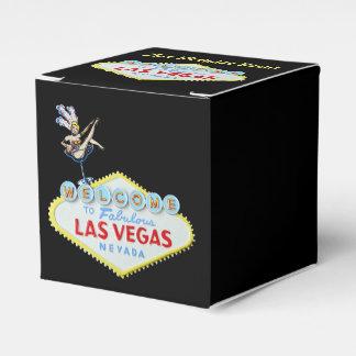 Caja Para Regalos 21ro golpe del cumpleaños de Las Vegas