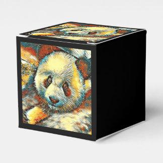 Caja Para Regalos AnimalArt_Panda_20170601_by_JAMColors