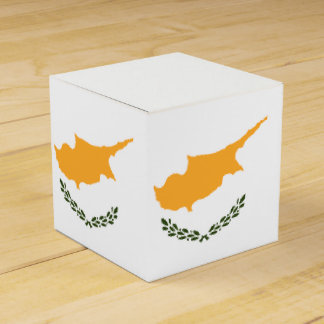 Caja Para Regalos Bandera de Chipre