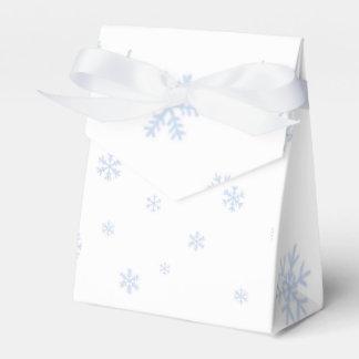 Caja Para Regalos Bokes de los copos de nieve