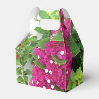 Caja Para Regalos Bougainvillea de las rosas fuertes