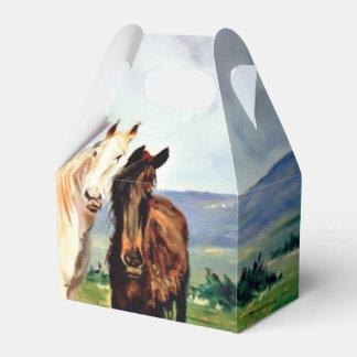 Caja Para Regalos Caballos/Cabalos/Horses