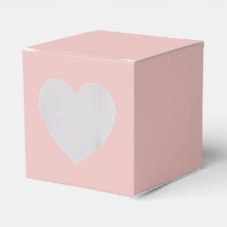 Caja Para Regalos Color sólido del rosa de los deslizadores del