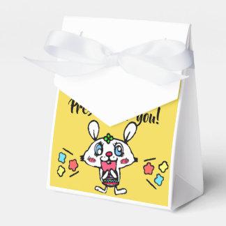 Caja Para Regalos Conejo feliz