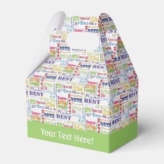 Caja Para Regalos De la fiesta regalos únicos y 35tos de cumpleaños