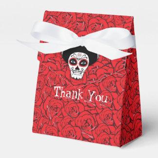 Caja Para Regalos Dia De Los Muertos Skull le agradece favorecer la