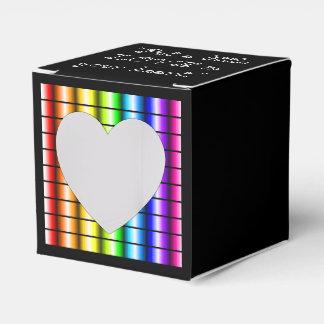 Caja Para Regalos El amor está por todas partes