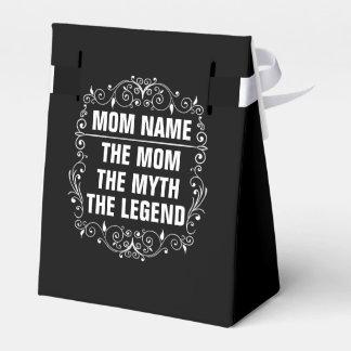 Caja Para Regalos El día de madre feliz de la mamá