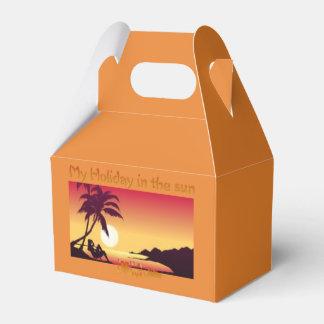 Caja Para Regalos El diseñador de moda guarda el cartón seguro