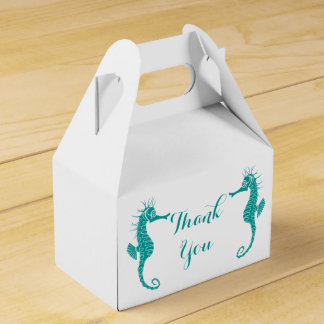 Caja Para Regalos El trullo le agradece playa del banquete de boda