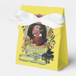 Caja Para Regalos Gran gallina animal de Beethoven del compositor de