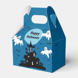 Caja Para Regalos Halloween fantasmal