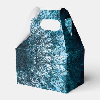 Caja Para Regalos Índigo Blue Mandala