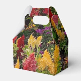 Caja Para Regalos Jardín de flores vibrante del verano en Orlando la