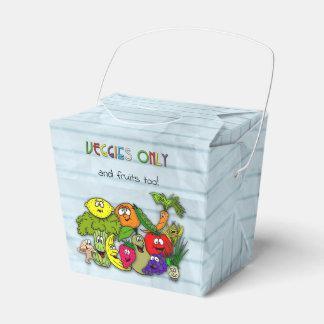 Caja Para Regalos los veggies solamente (y las frutas también) -