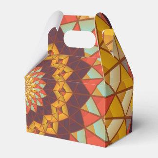 Caja Para Regalos Mandala