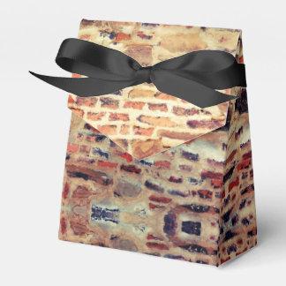 Caja Para Regalos Modelo de la pared de ladrillo