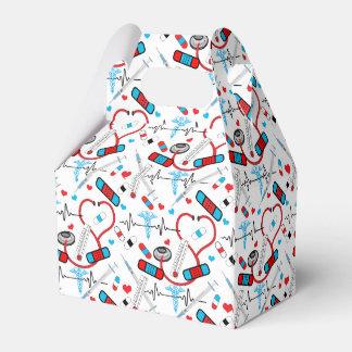 Caja Para Regalos Modelo lindo del doctor EKG de la enfermera el |