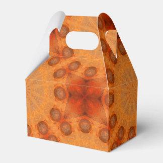 Caja Para Regalos Moho-Mandala, colores de Rust_744_R_1.f.3