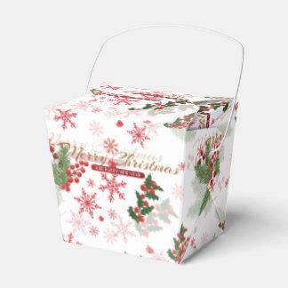 Caja Para Regalos Navidad elegante