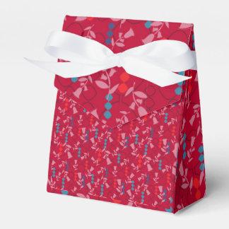 Caja Para Regalos Navidad rojo