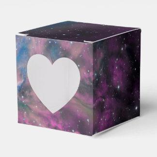 Caja Para Regalos Nebulosa llameante de la estrella