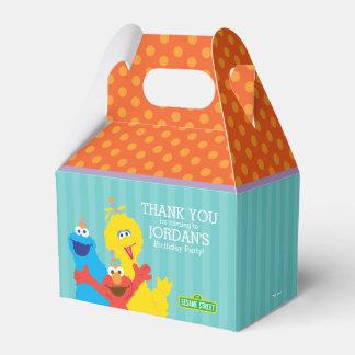 Caja Para Regalos Pals del Sesame Street
