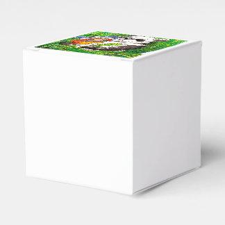 Caja Para Regalos Panda