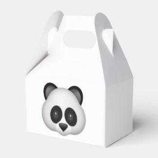 Caja Para Regalos Panda - Emoji