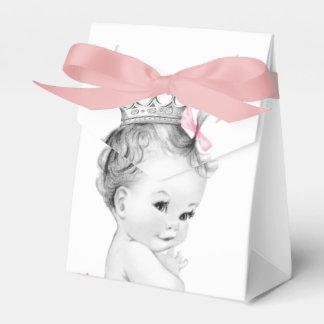 Caja Para Regalos Princesa rosada fiesta de bienvenida al bebé