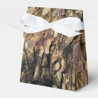 Caja Para Regalos Roca abstracta orgánica